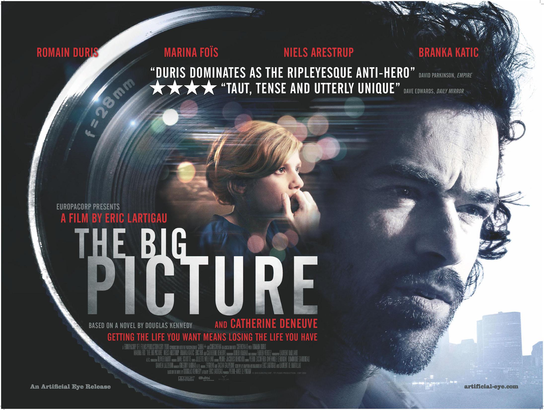 Человек, который хотел оставаться собой / The Big Picture (2010) онлайн смотреть онлайн