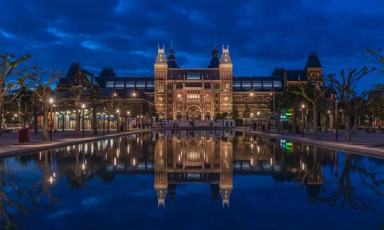 Rijksmuseum, Amsterdam. Photograph: JL Marshall (courtesy of Rijksmuseum)